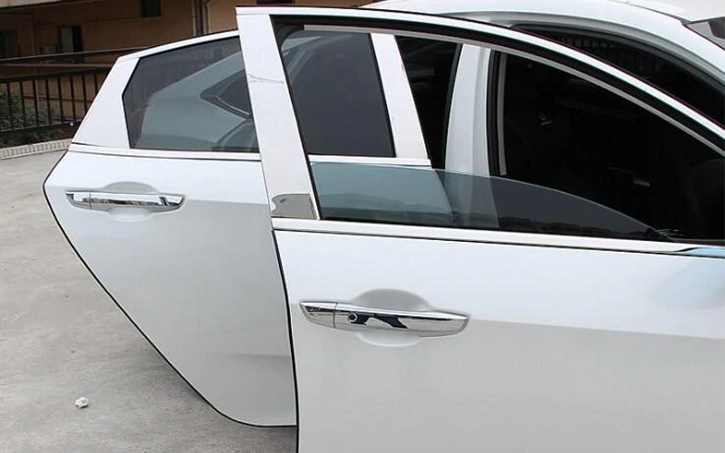 Car Door Edge Protector Molding