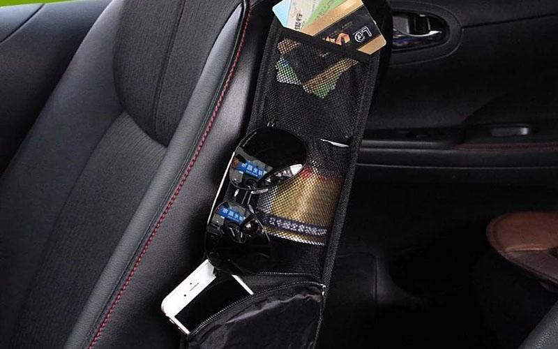 Organize Your Car Seat Bag