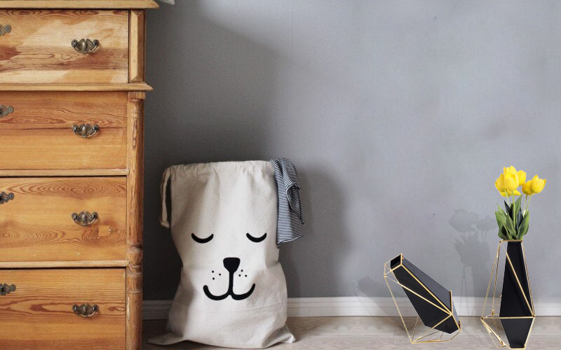 Adorable Storage Bags for Laundry