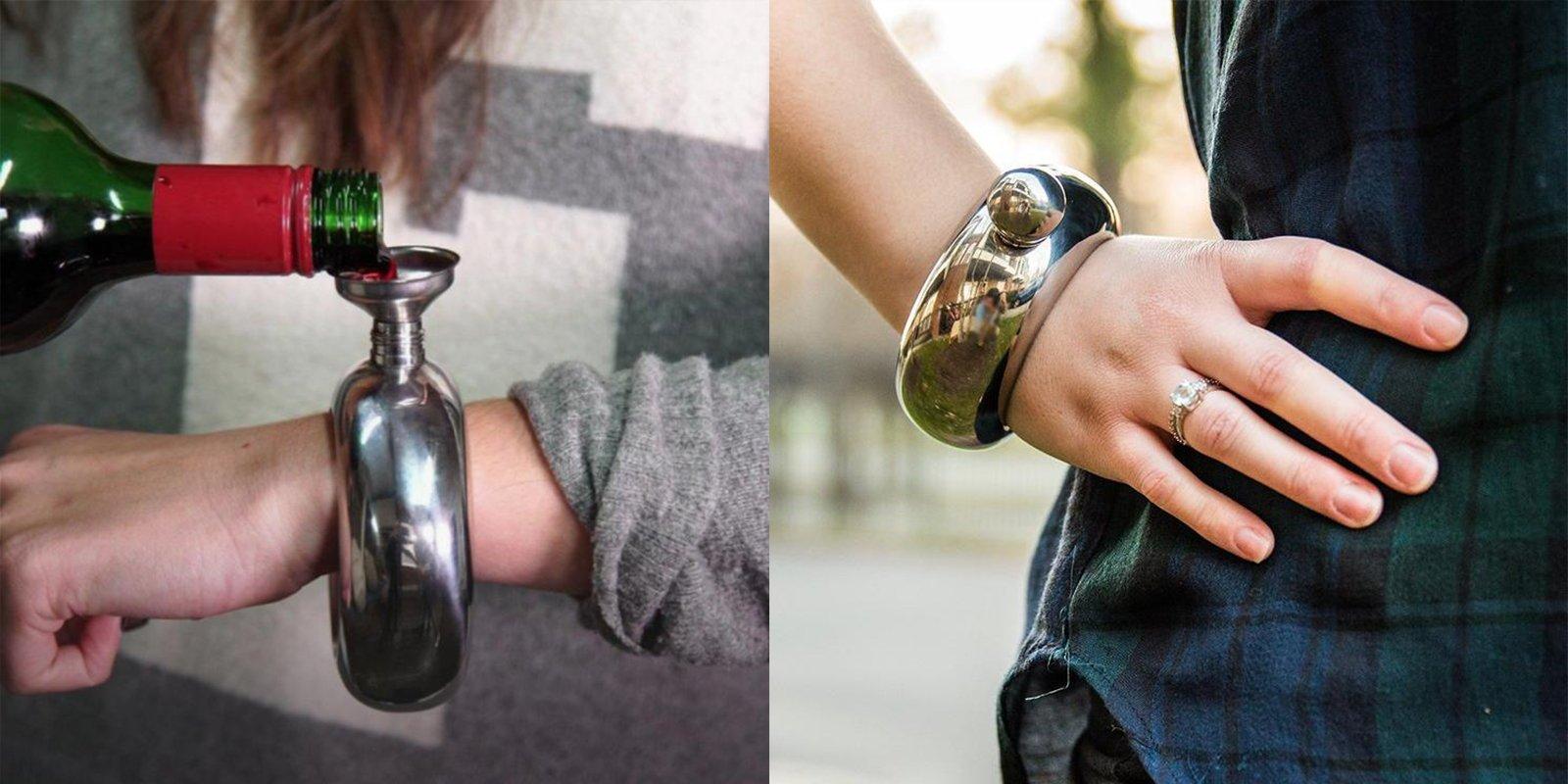 Flash Bangle Bracelet