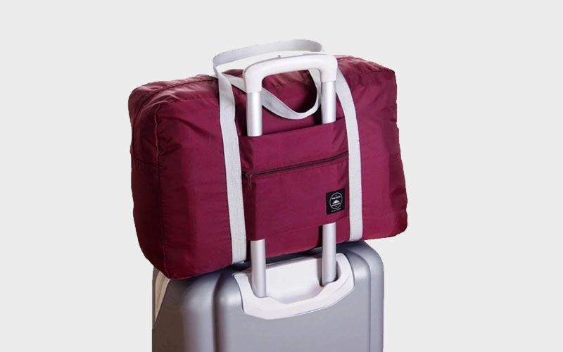 Travel Bag Extension for Your Suitcase