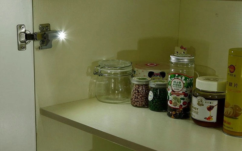 Kitchen Cabinet Sensor Light