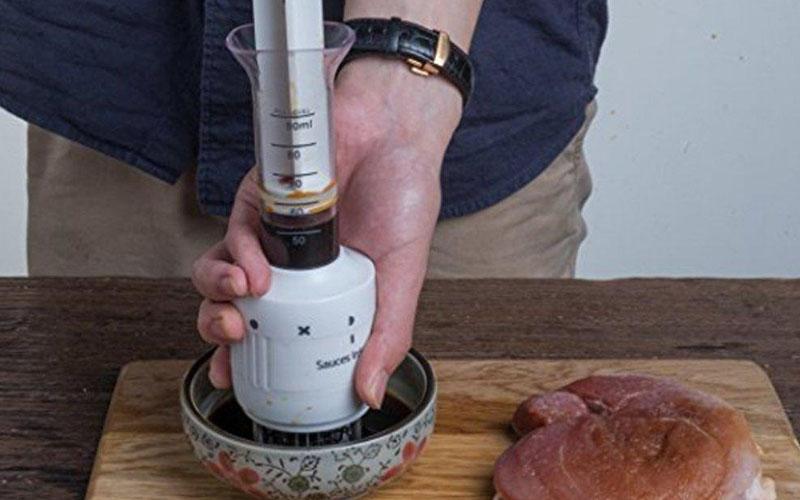 Meat Tenderizer Marinade Tool