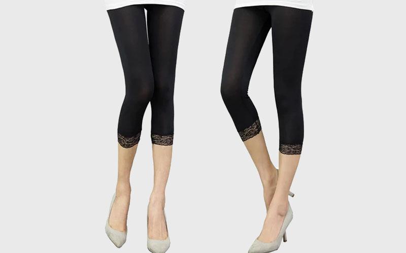 Mid-calf leggings