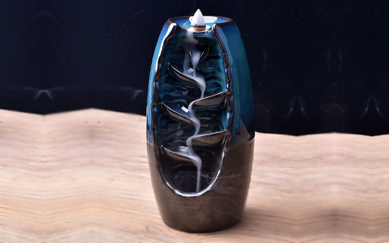 Mountain River Handicraft Incense Holder