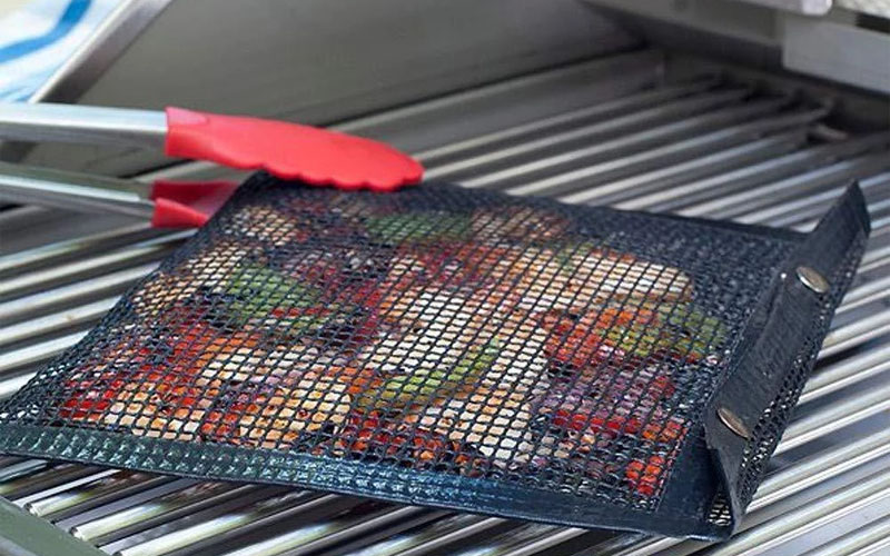 Non-Stick BBQ _ Baked Bag