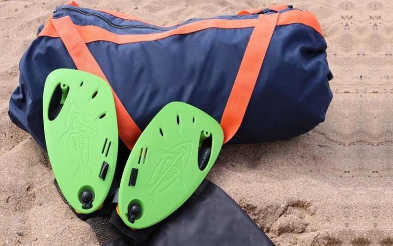 Waterproof Outdoor Foldable Blanket Bag