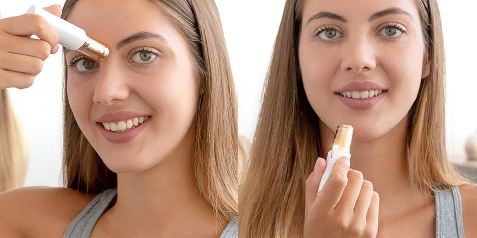 Painless Facial Hair Remover