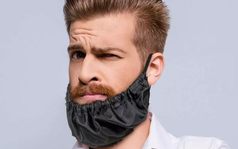 Polyester Beard Bonnet For Men