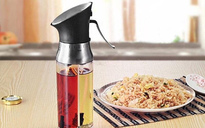 Seasoning Bottle Oil & Vinegar Sprayer