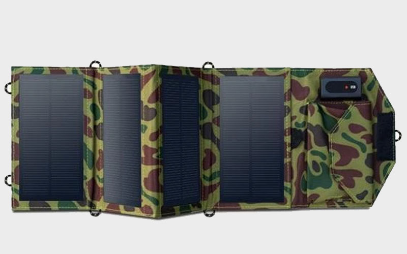 Portable Solar Power Charger