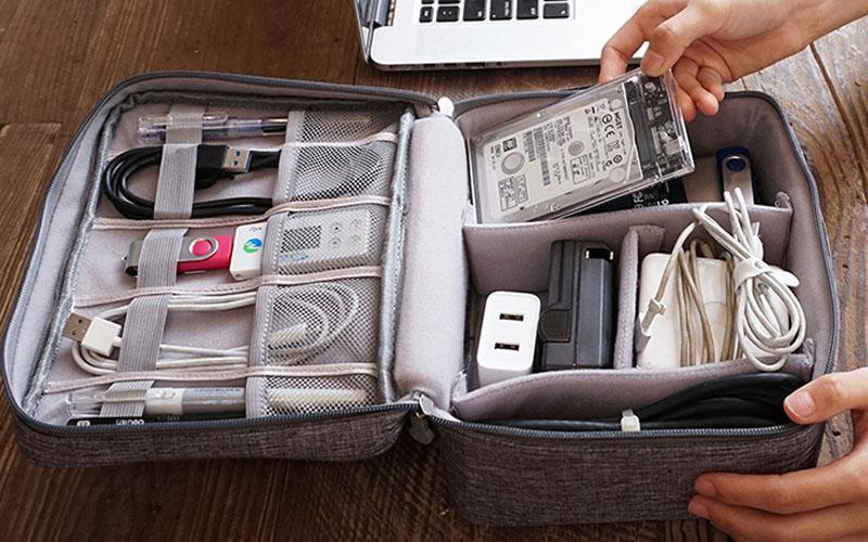 Organize Your Tech Bag