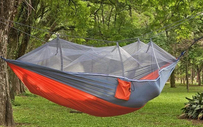 Treehouse Mosquito Net Hammock