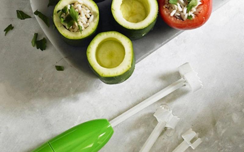 Veggie Drill Cutter