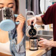 self stirring mug review