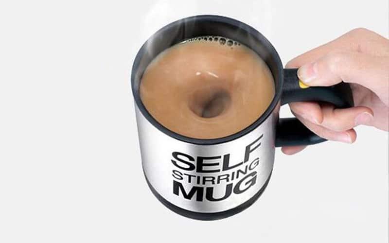 self stirring mugs