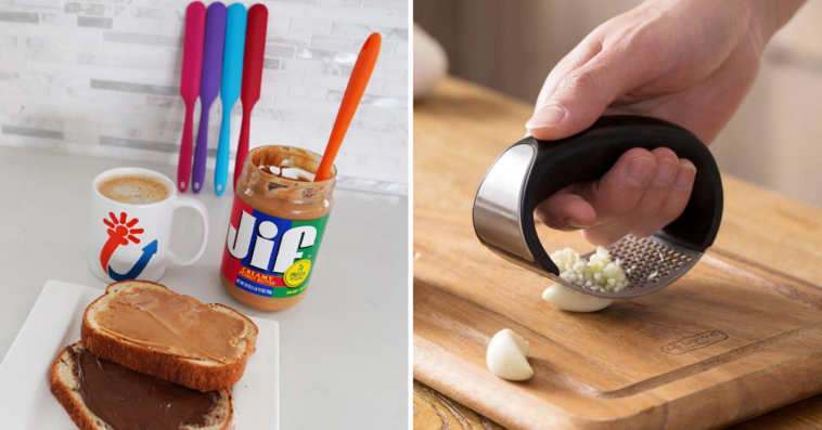 Amazing Kitchen Products You'll Wish You'd Known About Sooner