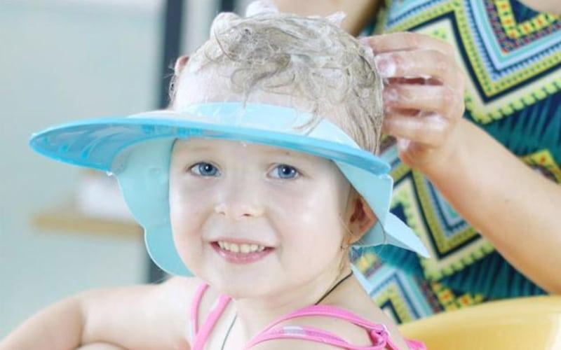 Baby Kids Shower Cap