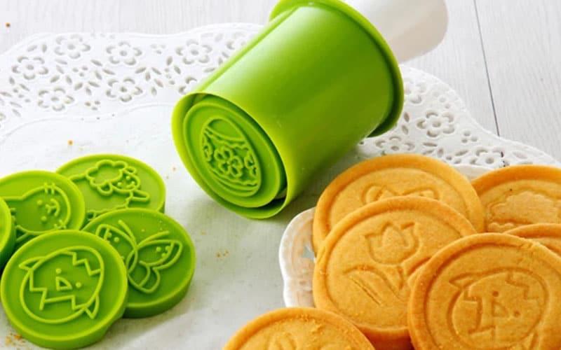 Cookie Cutter & Stamper Mold