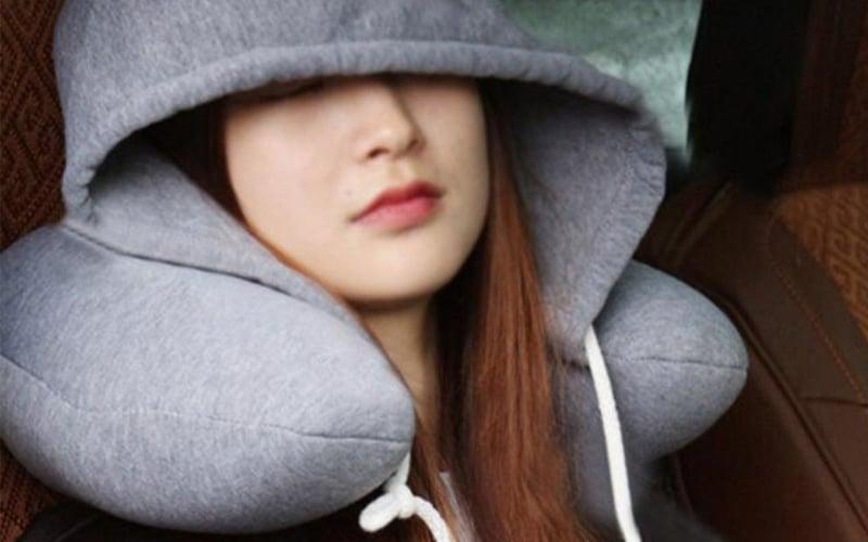 Custom Travel Hood Pillow