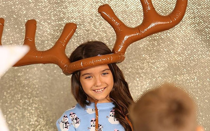 Fantastic Party inflatable Reindeer game