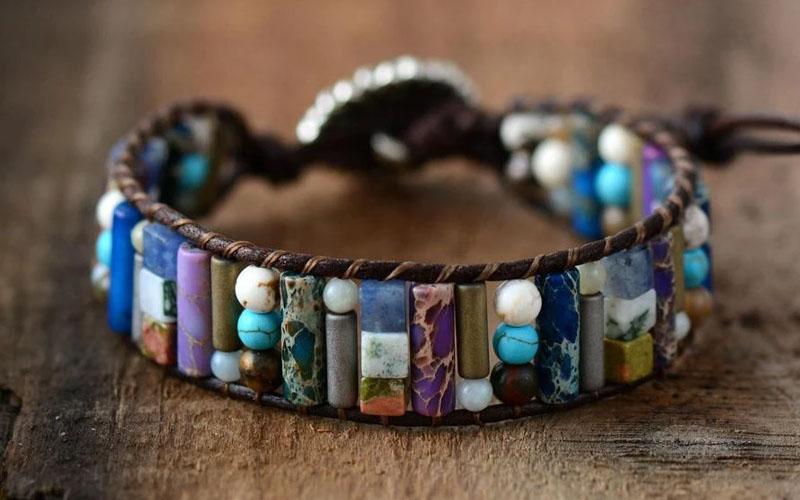 Handmade Bohemian Bracelet