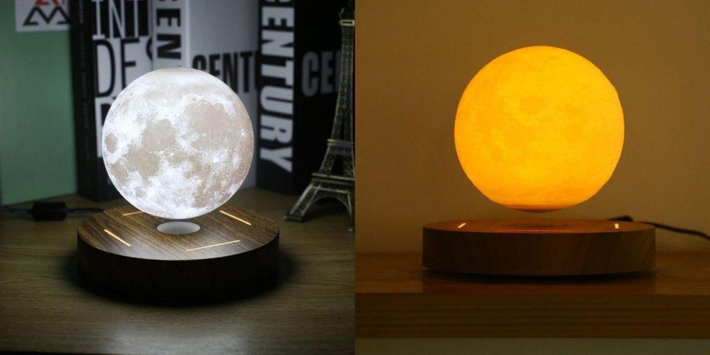 Mesmerizing Levitating Moon Lamp