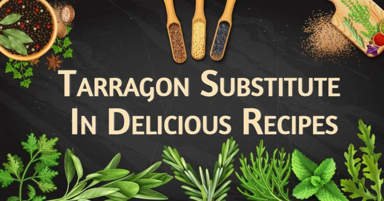 Tarragon subsitute feature