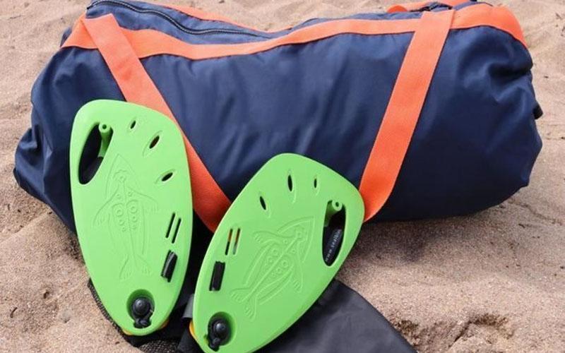 Outdoor Waterproof Blanket Bag