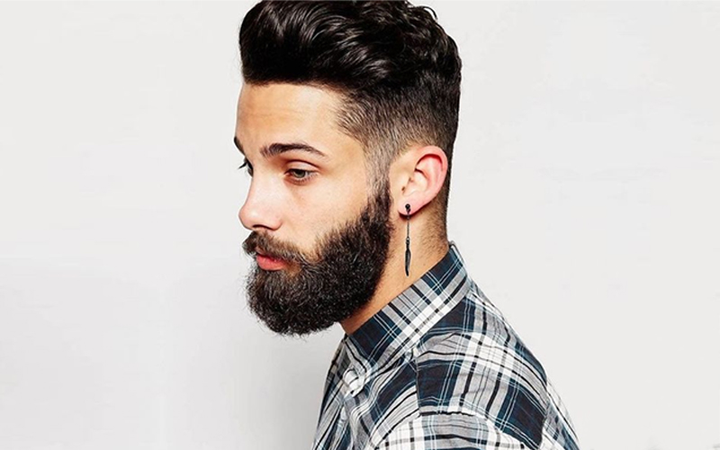 Popular Types of earrings for men