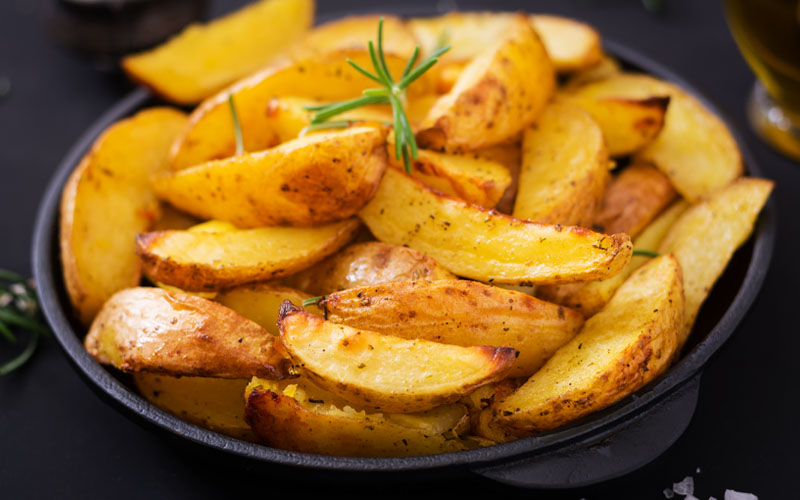 How Does Cooking Affect the Nutrient Value of Potatoes