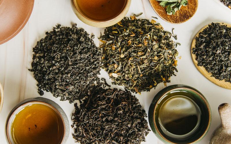 Oolong Tea vs. Green Tea vs. Black Tea