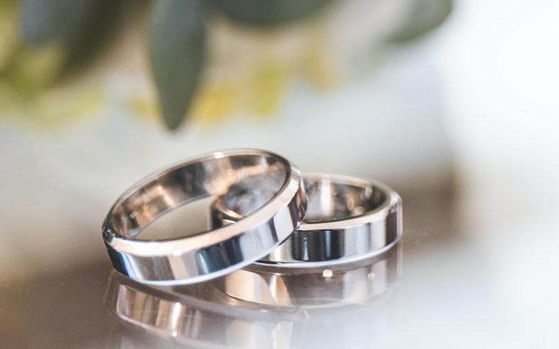 Plantinum Ring