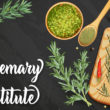 Rosemary Substitutes
