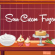 can you freeze sour cream