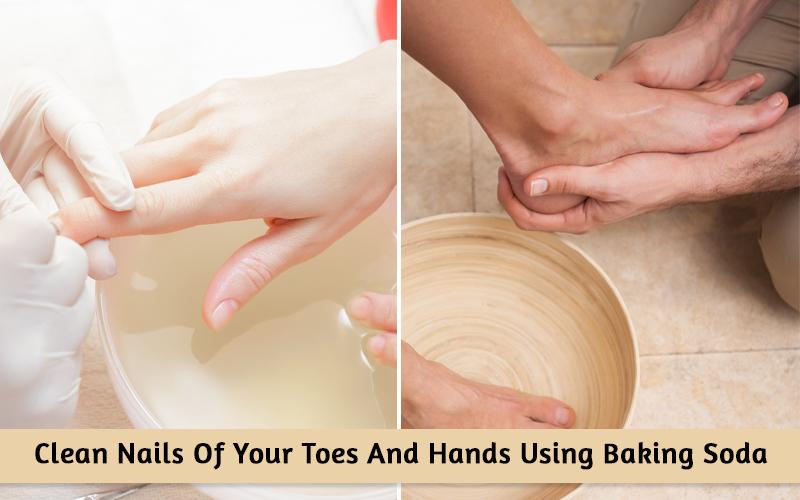 Clean Fingernails