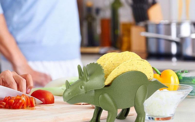 Dino Food Holder