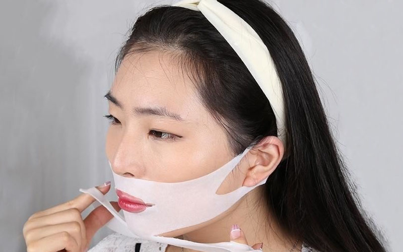 Double chin masks