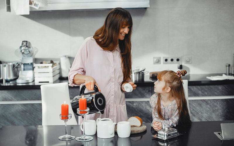 How to Make Purple Tea