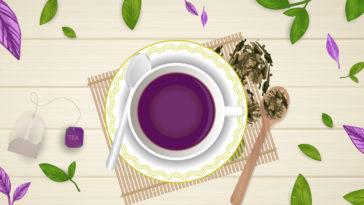 Purple-Tea