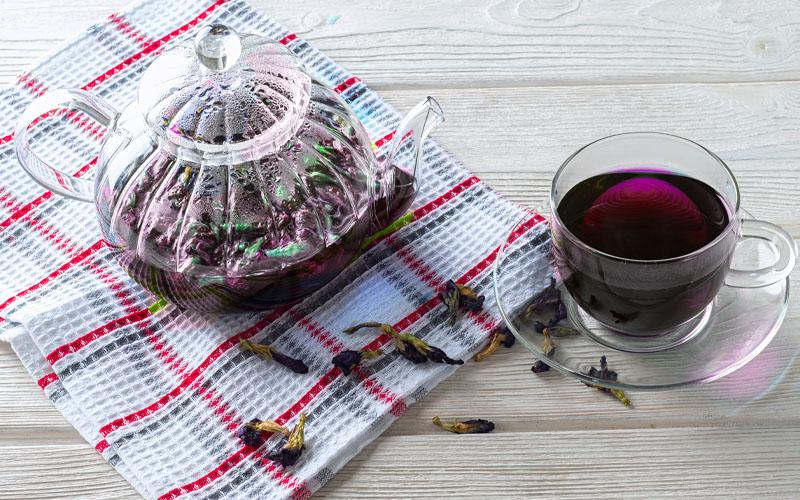 What is Purple Tea