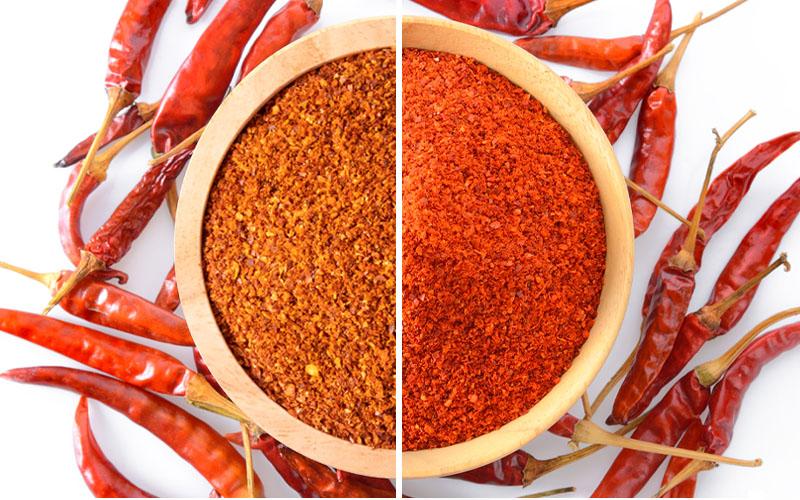 Cayenne Pepper vs. Chili Powder