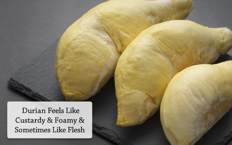 Durian texture
