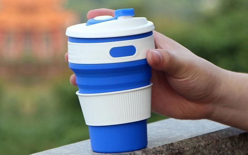 Eco CollapsibleFoldable Coffee Cup