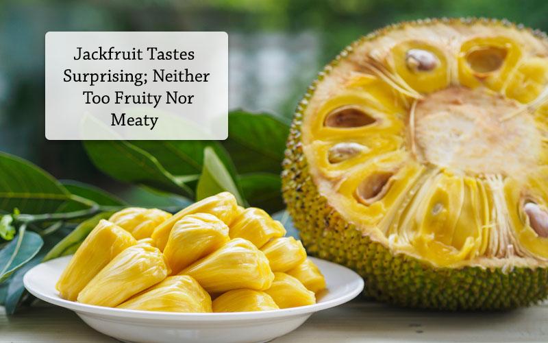 Jackfruit-taste