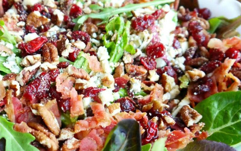 Tart Cherry Salad