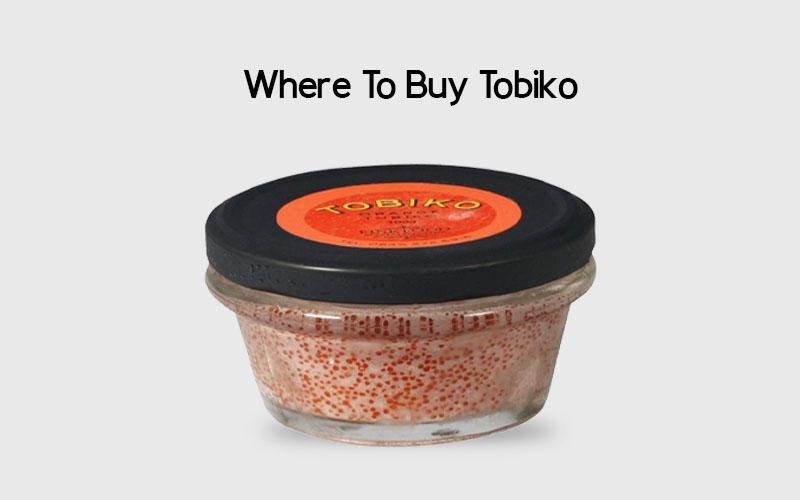Tobiko buying