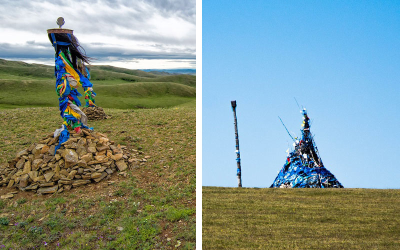 Types of Creepy Teepee In Mongolia