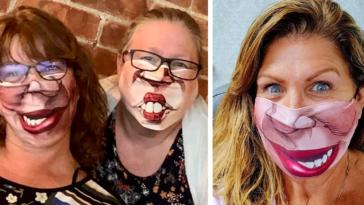 Hocus Pocus Face Masks