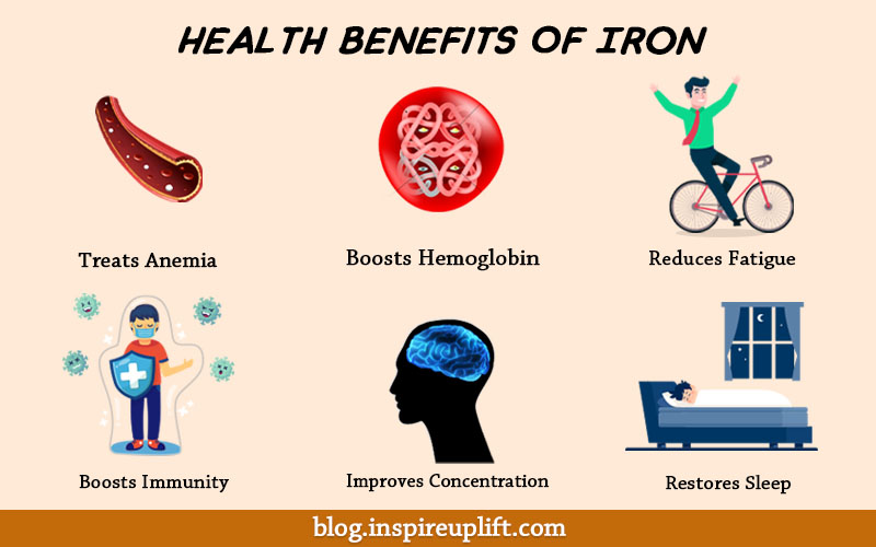 Rich in Iron